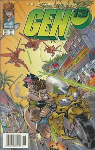 Gen-13-Comic-Issue-18-Cover-A-First-Print-1997-Brandon-Choi-Campbell-Jim-Lee