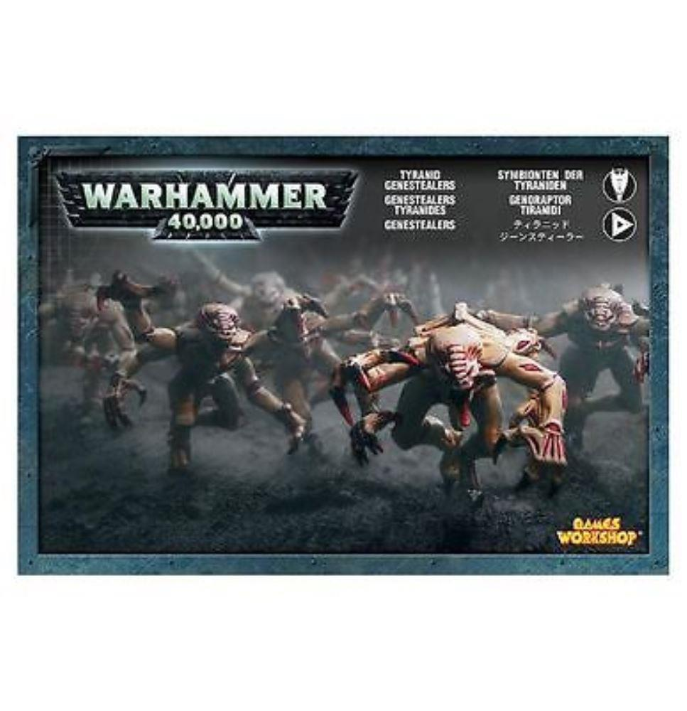 Warhammer 40,000 Tyranids Genestealers by Games Workshop GAW 51-06