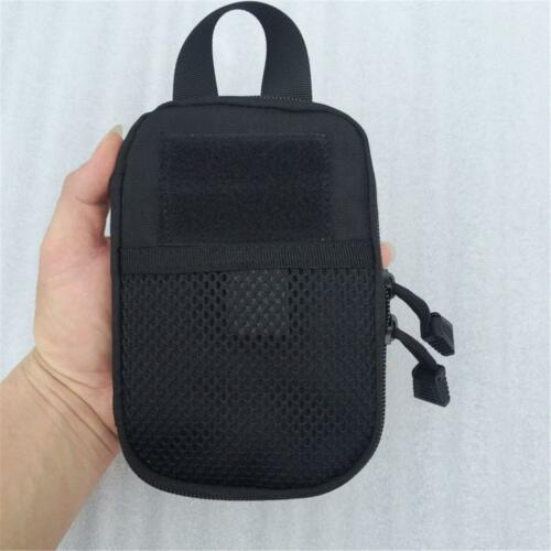 1x Tactical Mole Medical First Aid EDC Bag Pouch Pocket Organizer Outdoor Hiking