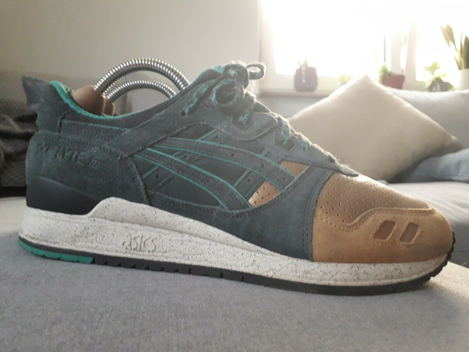 Concepts x Asics Gel Lyte 3 III Three Lies 3 fieg Cncpts US 10 EU43 vnds 9 10