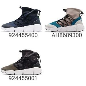 save off bd5c7 ba007 Image is loading Nike-Air-Footscape-Mid-Utility-Mens-Lifestyle-Shoes-