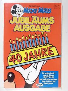 TOPOLINO ANNIVERSARIO EDIZIONE 40 anni (Ehapa Verlag 1991)