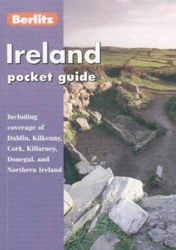 Berlitz Ireland Pocket Guide (Berlitz Pocket Guides), , New Book