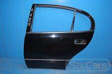 Lexus GS 430 (S16) Tür hinten links Schwarz / Black Onyx 202
