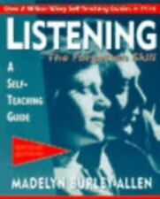 Wiley Self-Teaching Guides: Listening : The Forgotten Skill 144 by Madelyn...