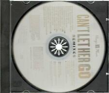 Boys II Men, Can't Let Her Go (Remixes ft. Timbaland); 4 track PR-CD Single