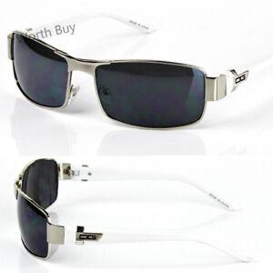 Dg Eyewear Hommes Rectangulaire Carré Enroulé Lunettes de Soleil ... 5f1895622cd5