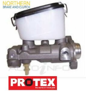 Details about PROTEX BRAKE MASTER CYLINDER suit HOLDEN COMMODORE VL VN VP  ONE INCH BORE