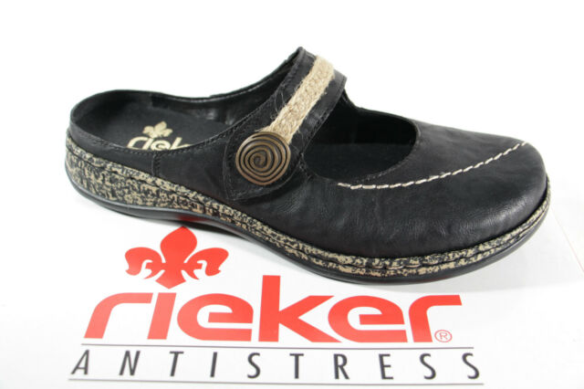 Rieker Womenss 46391 Clogs Clogs & Mules Clogs & Mules Shoes