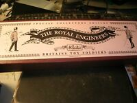 Britains 1995 8868 Special Collectors Edition The Royal Engineers