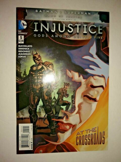 Injustice 20 Nm Gods Among Us Year 5 Victory Dc Comics Md 11 For Sale Online Ebay