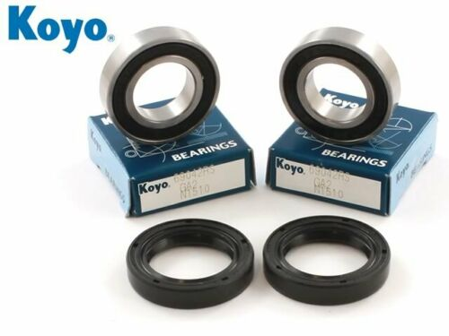 Honda cr 125 r 2000-2001 véritable koyo front wheel bearing /& seal kit
