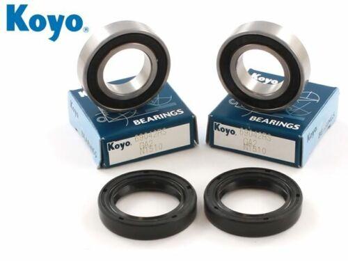 Honda cr 125 r 2000-2001 véritable koyo front wheel bearing /& seal kit