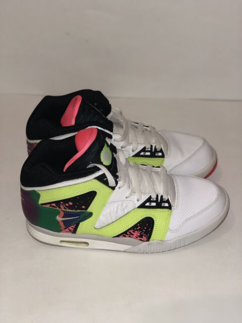 pretty nice aec8d 943be Nike Mens Air Tech Challenge Hybrid 653873-100 Sz 9
