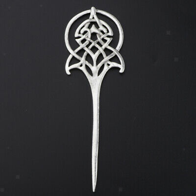 Keltische Vintage Haarnadel Haarstab Hairpin Haar Stab Metall Stäbchen,
