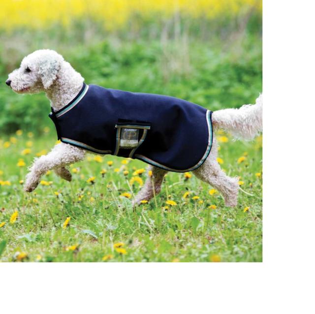Rambo Grand Prix Waterproof Fleece Dog