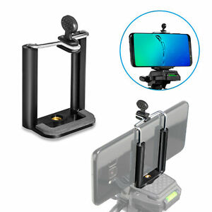 Phot-R-Universal-Mobile-Phone-Smartphone-Holder-Clamp-Tripod-Mount-iPhone-S7-S8