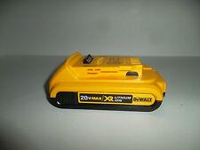 Genuine Dewalt DCB203 20V Max XR Battery 2.0Ah Lithium Ion Li-Ion *NEW