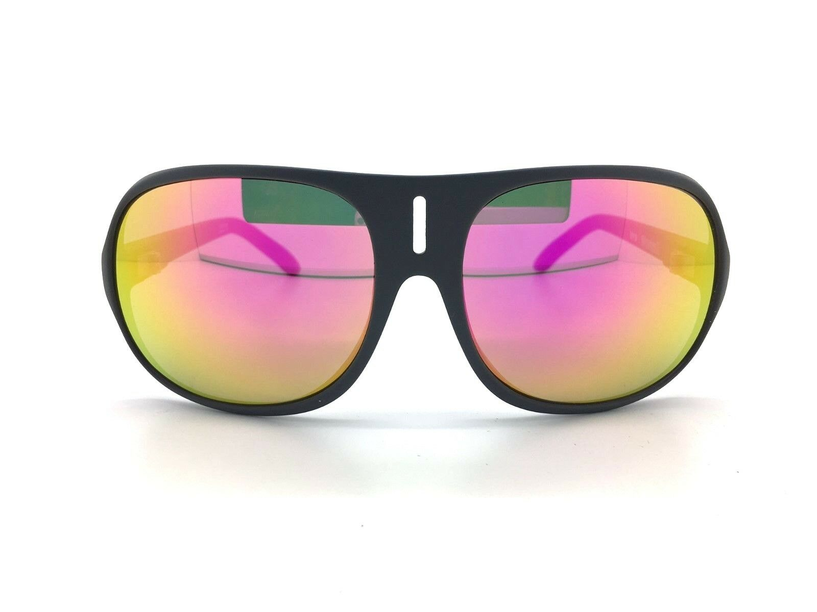 SPY+ Optic Stratos  II Sunglasses 670735387810 S2GY66 Matte Grey w Grey Pink Lens  shop online