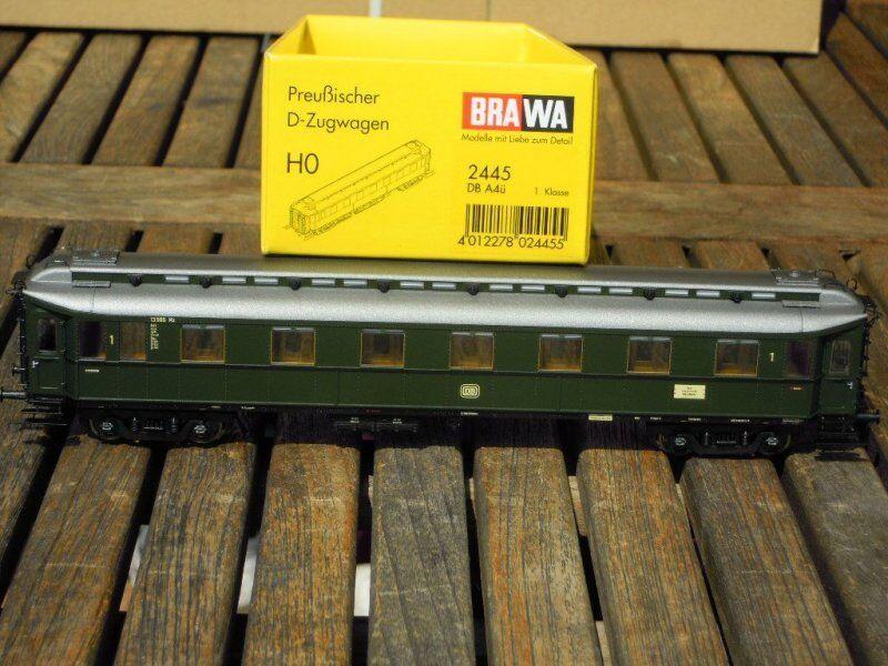 Brawa 2445 Express Train Wagon a4ü PR 20A HEAVY STEEL DB ep. 3 New, RRP  89,90e