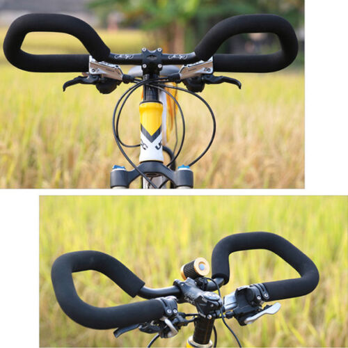 Trekking Cycling Road Mountain Bike Bicycle Butterfly Handlebar φ 25.4mm Unique