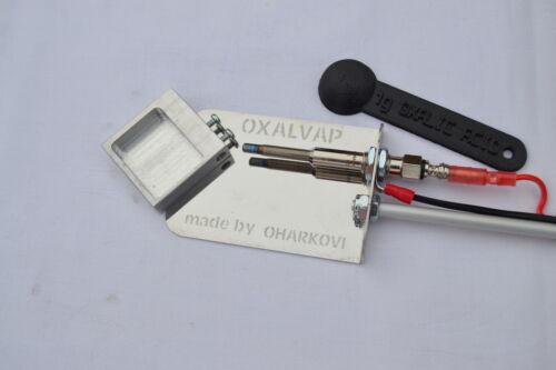 Ácido oxálico Vaporizador-oxalvap 2 gramo control numérico computarizado //P-mittes