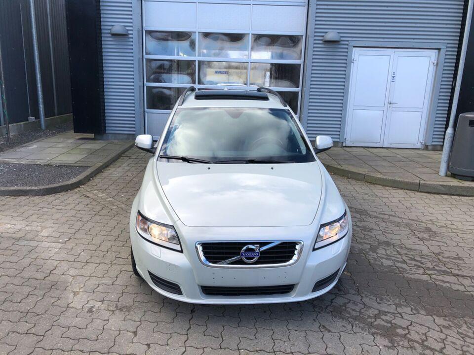 Volvo V50 1,6 D2 115 Open Air Diesel modelår 2012 km 267000