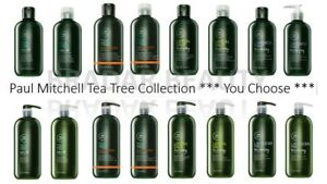 PAUL-MITCHELL-TEA-TREE-Shampoo-amp-Conditioner-DUOS-Choose-Type-and-Size