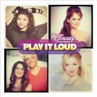 Disney Channel: Play It Loud by Various Artists (CD, Feb-2014, Walt Disney)