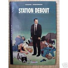 STATION DEBOUT  Delcourt EO 2000