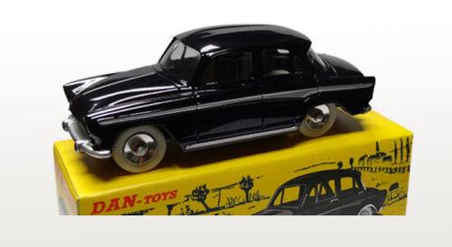 DAN TOYS Simca Aronde P60 Noir Dan-070