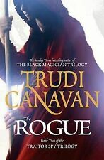 The Rogue: The Traitor Spy Trilogy, Book 2, Good Condition Book, Trudi Canavan,