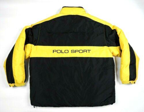 Vintage XXL Polo Sport Ralph Lauren Down Puffer Wi