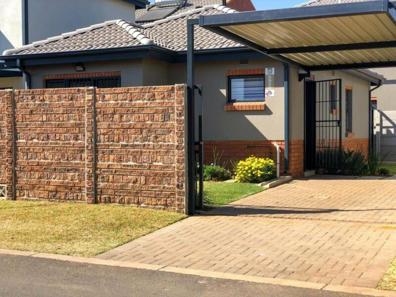 Estate in Alberton now available