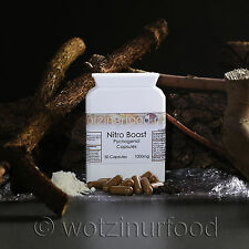 Pine Bark (Pycnogenol) Nattokinase L-Arginine Hawthorn Beetroot Zinc 1000 mg