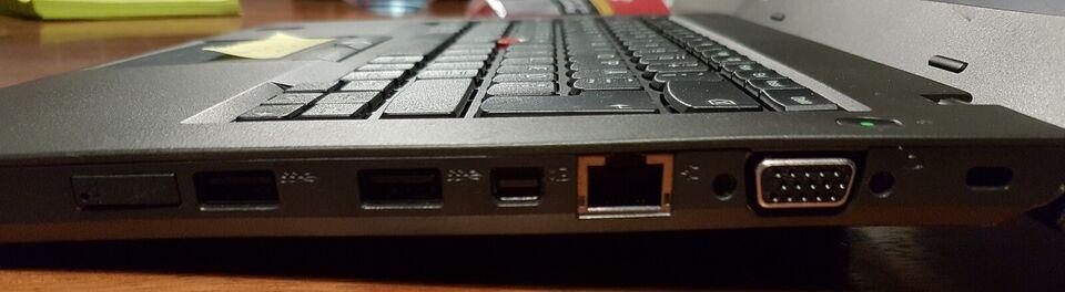Lenovo Thinkpad L450, 5300U, 2,3 GHz