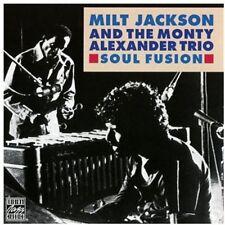 Milt Jackson - Soul Fusion [New CD]