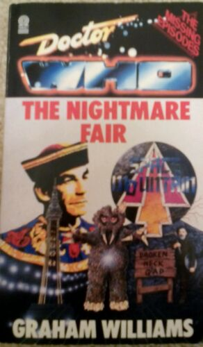 Doctor Who The nightmate fair