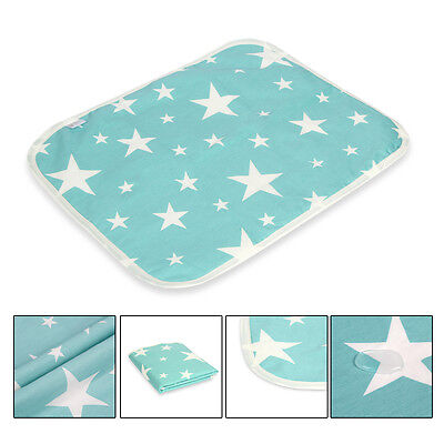 Baby Travel Changing Mat Folding Portable Nappy Soft Padded Diaper Waterproof US