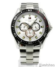 New Tommy Hilfiger Stanford Multifunction 24 Hours Men Watch 48mm 1790606 $145