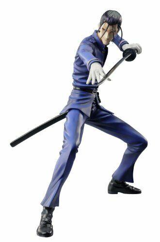Megahouse Rurouni Kenshin  Meiji Épéiste Romantique Histoire   Hajime Saito