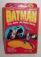 Vintage 1990 Batman The Joker Air Race Game Dc Comics Still Sealed University