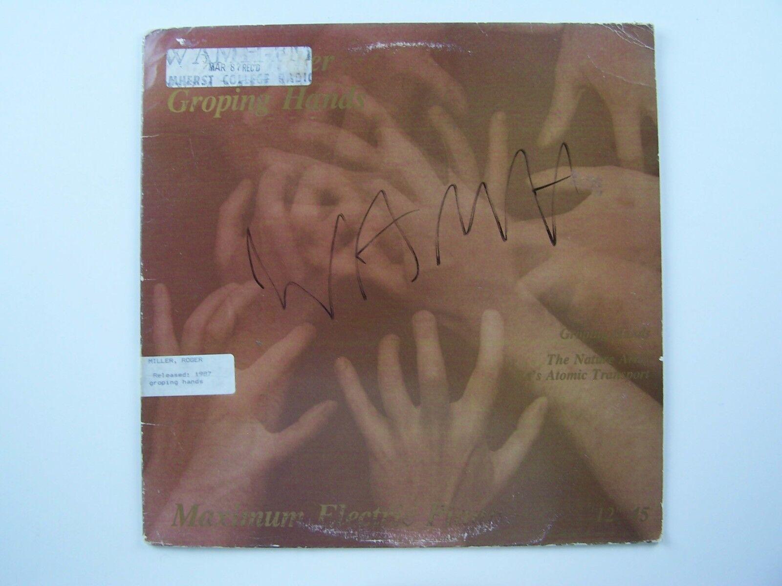 Roger Miller, Maximum Electric Piano - Groping Hands Vi