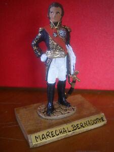 Figurine Guy Renaud Le Maréchal Bernadotte