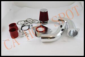 Filter BCP RED 1994 1995 1996 1997 1998 Mustang 3.8L V6 Cold Air Intake