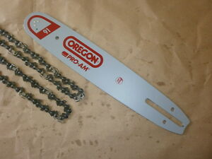 382 E150 352 4 x Sägekette 40cm 56TG 3//8LP 1,3 mm passend ALKO E120 E130