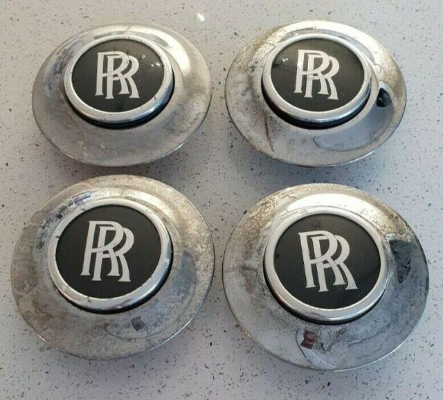 Grnuine Rolls Royce Phantom Alloy Wheel Center Cap X4 for ...