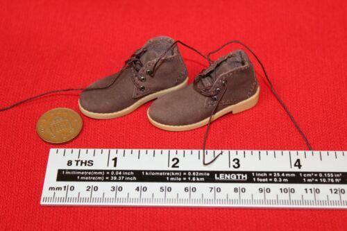 Ujindou//DRAGON SCALA 1//6th WW2 SAS britannico soldato Alla Caviglia Desert Boots David