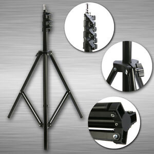 2m Aluminum Photo/Video Tripod Light Stand For Studio Lights