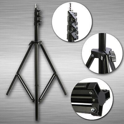 2m Aluminum Photo/Video Tripod Light Stand For Studio Lights